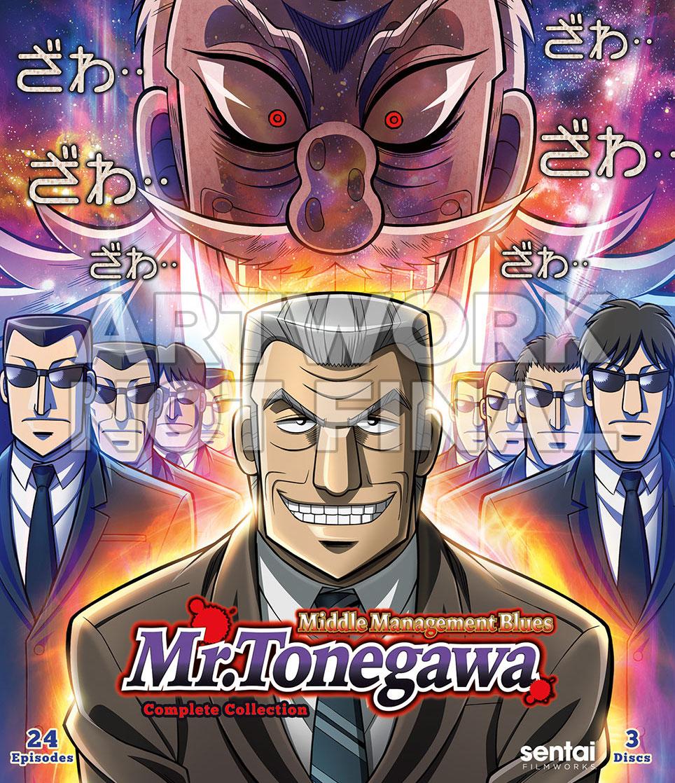 Mr. Tonegawa Cover