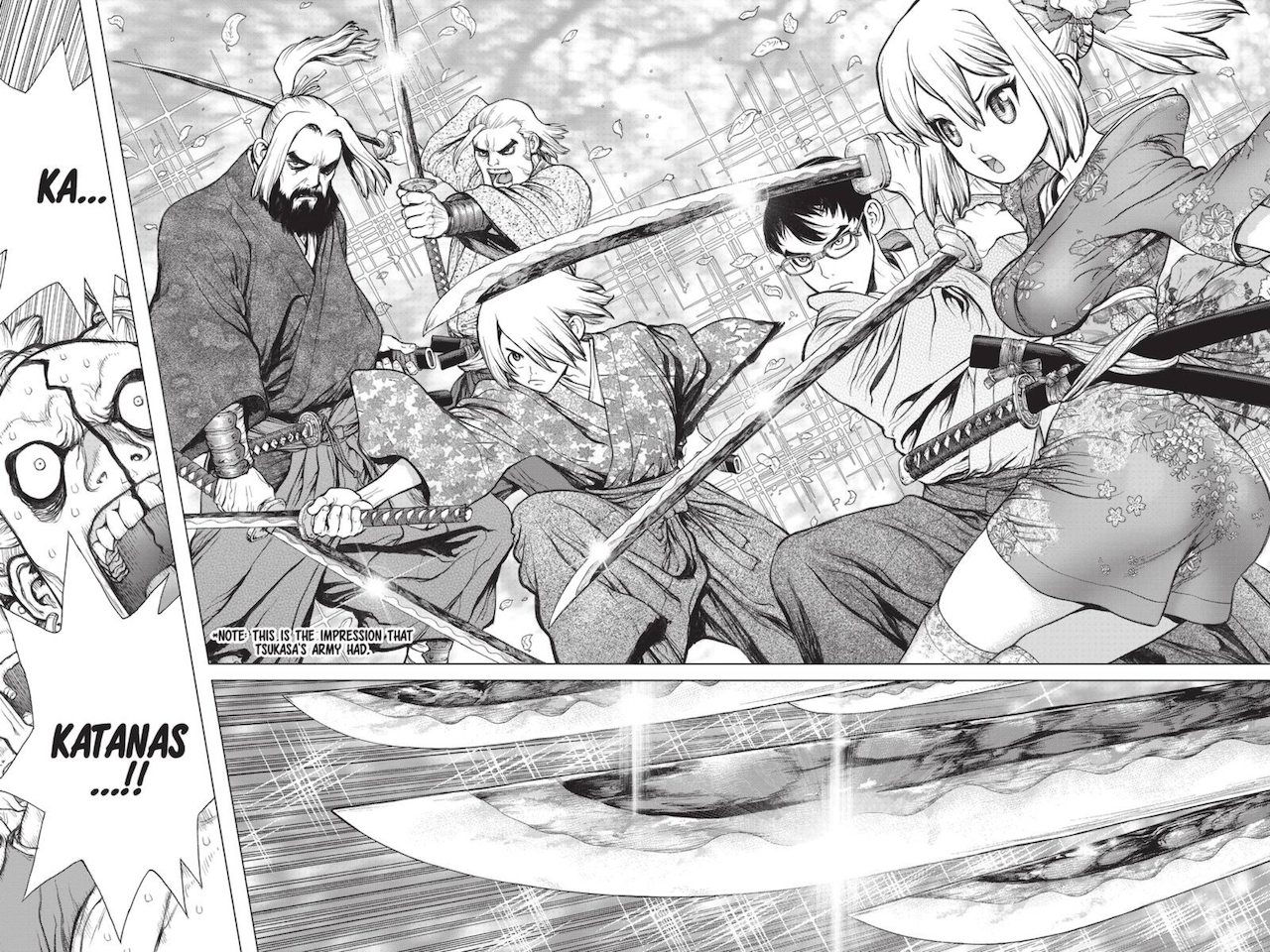 Dr. STONE 6-3