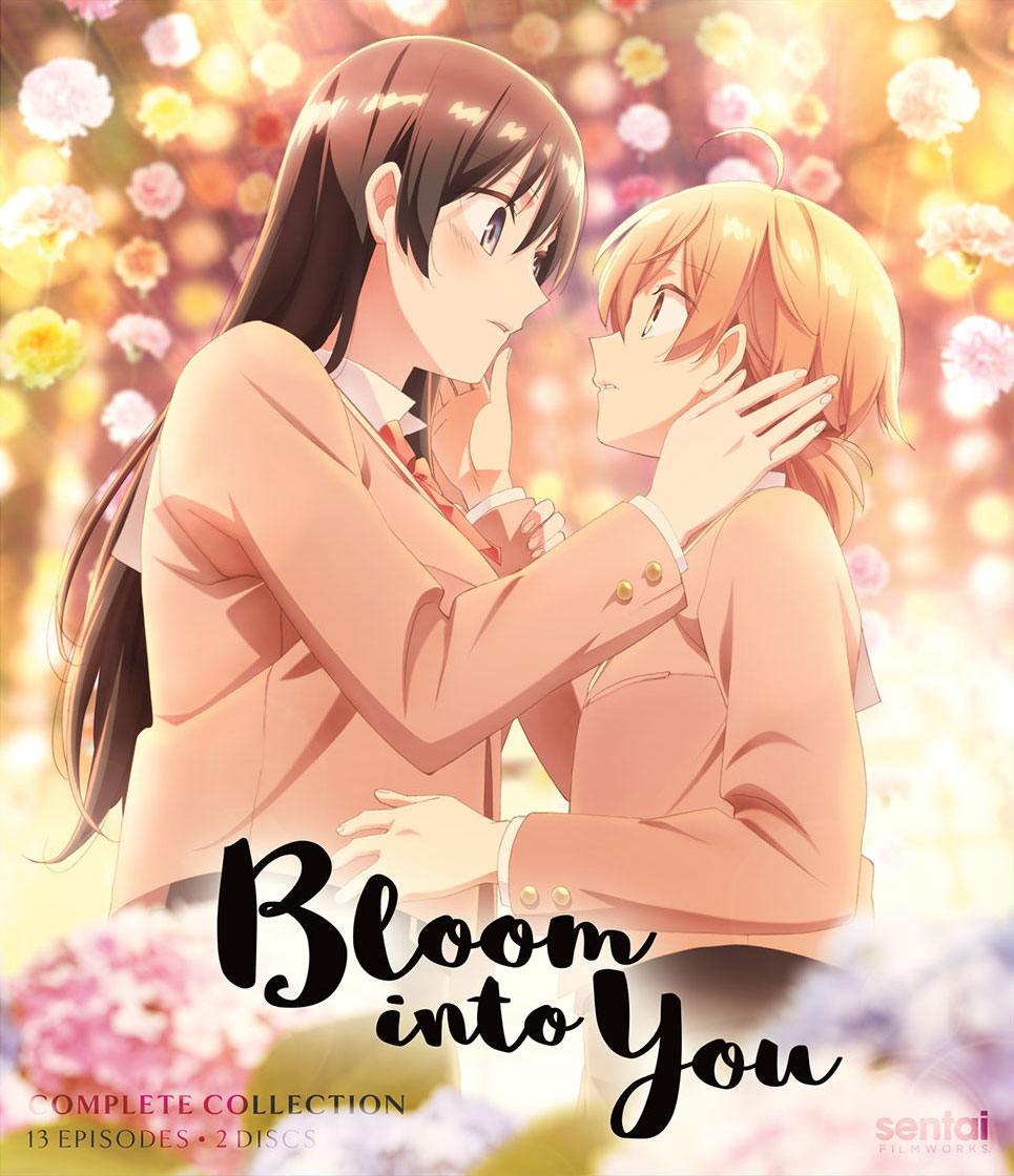 Bloom Into You Anime Cover