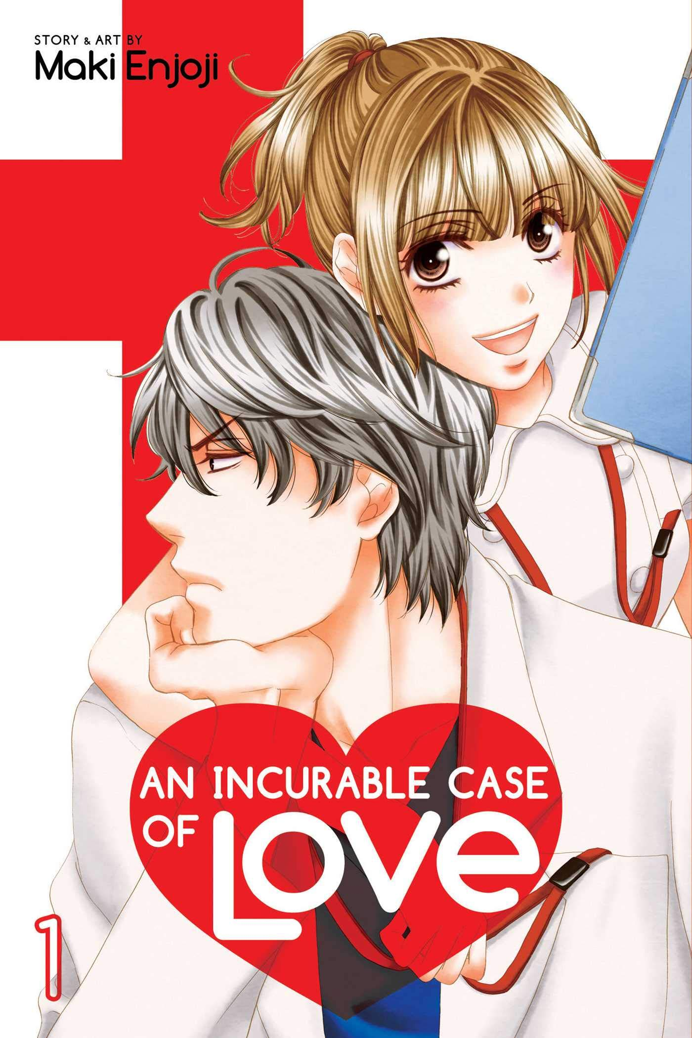 Incurable Case of Love 1 Cover