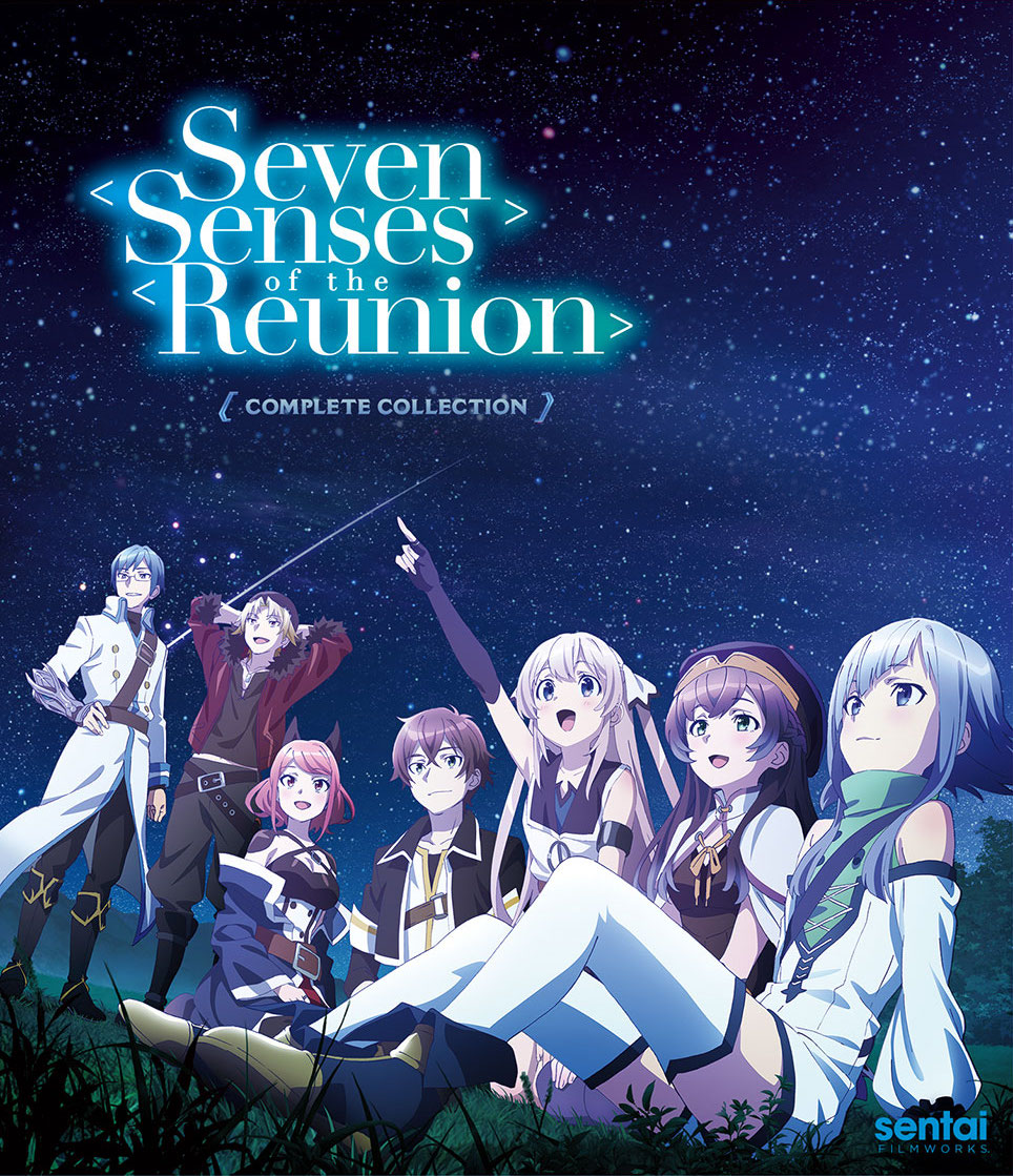 Seven Senses of the Reunion Cover