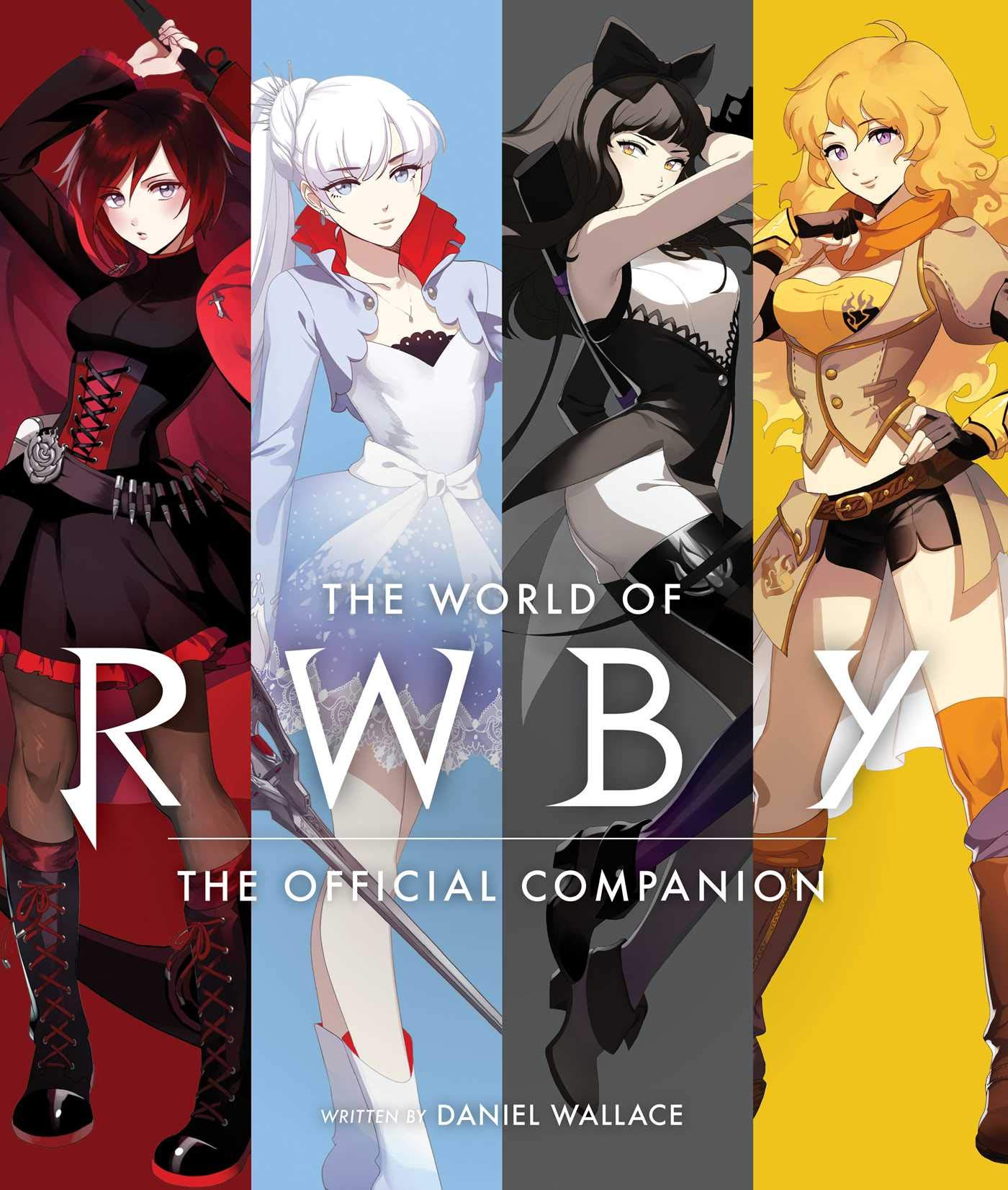 World of Rwby Cover