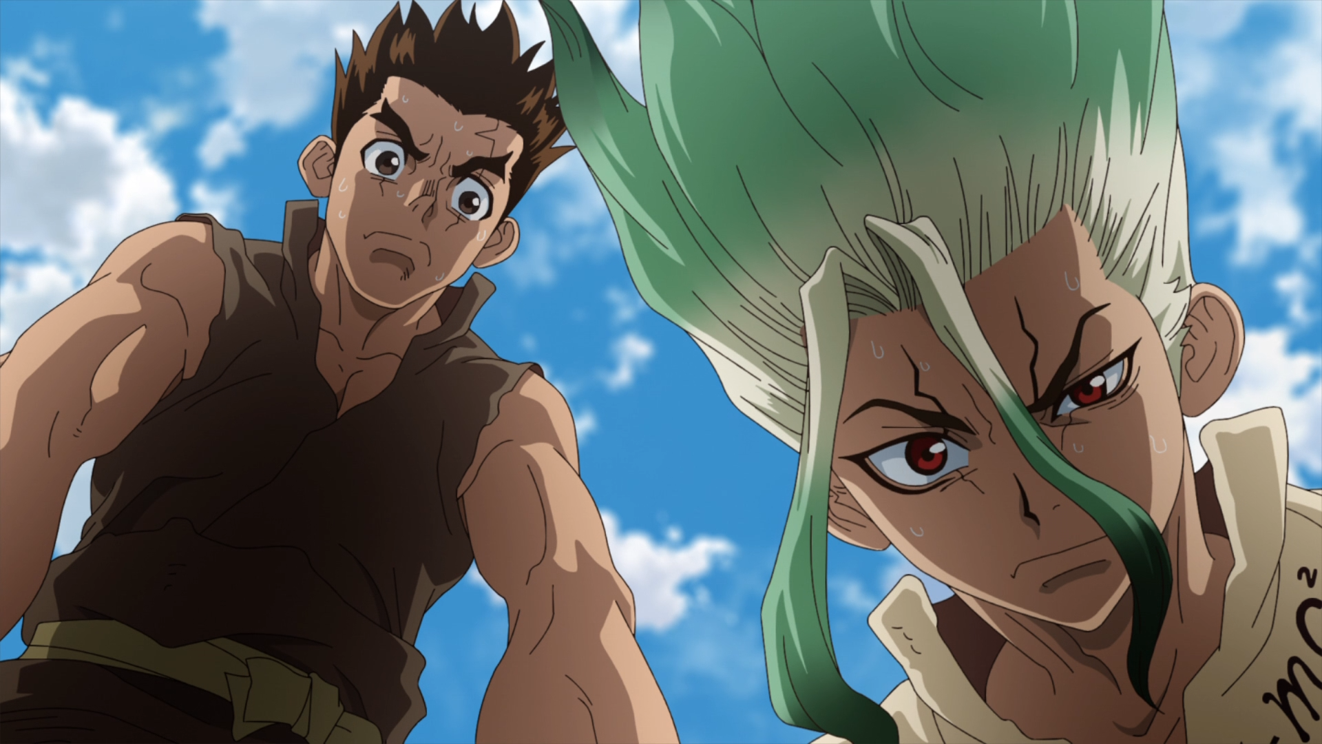 Dr. Stone Anime 1