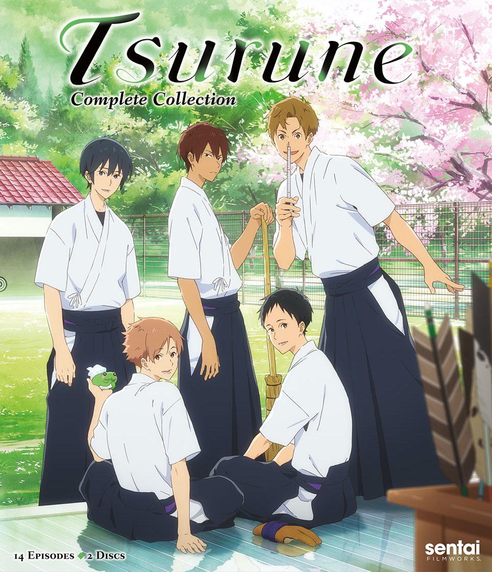 Tsurune Cover