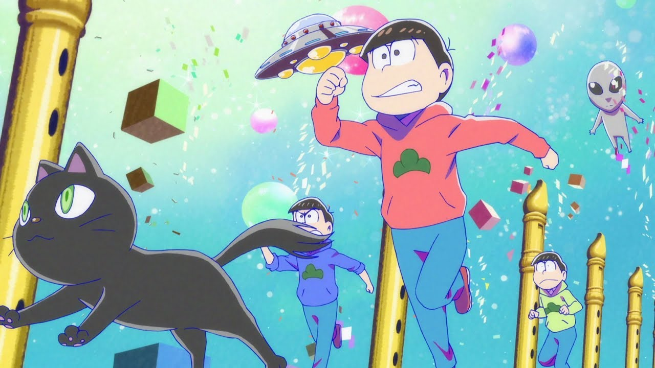 Mr. Osomatsu Movie 3