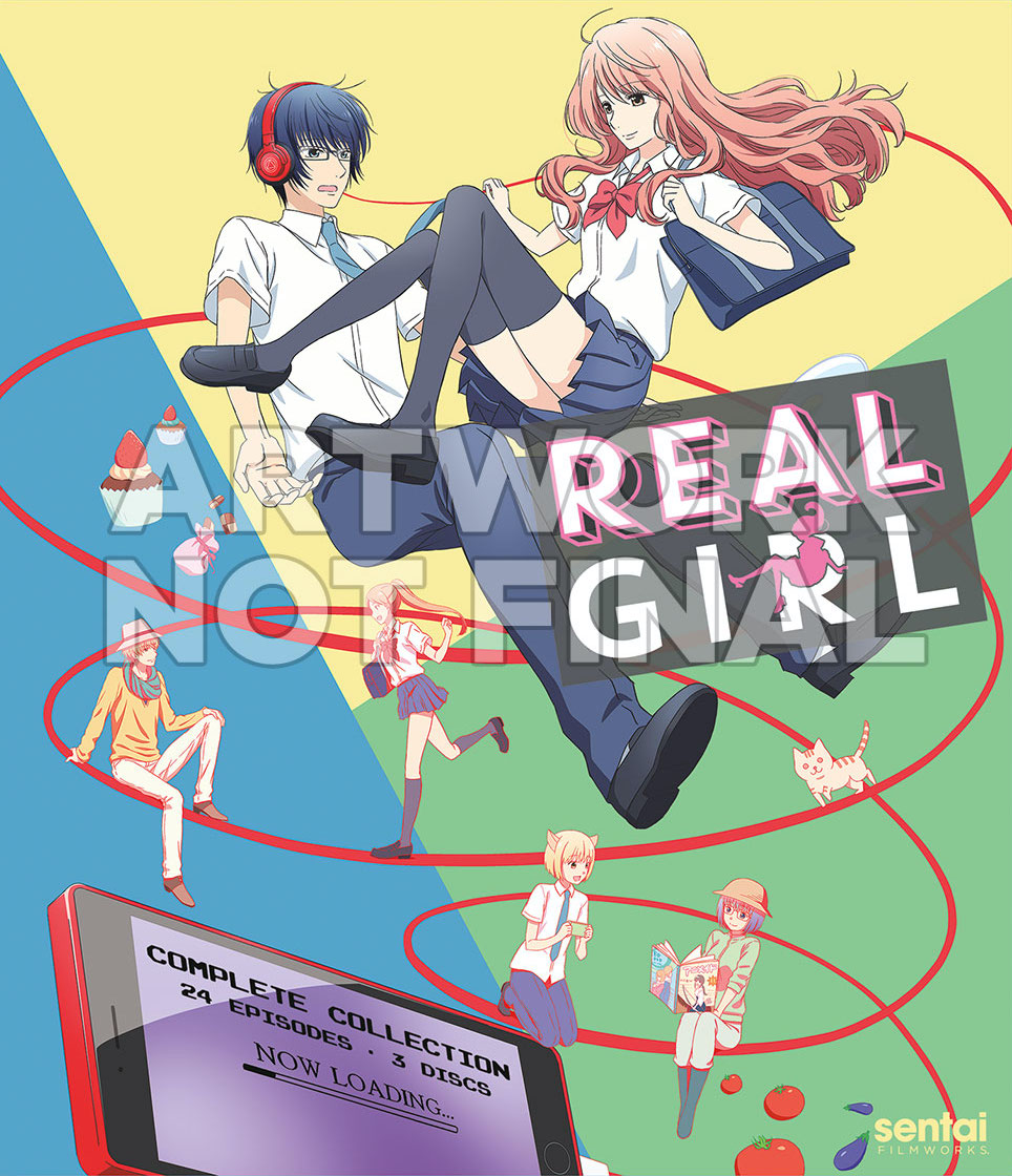 Real Girl Cover