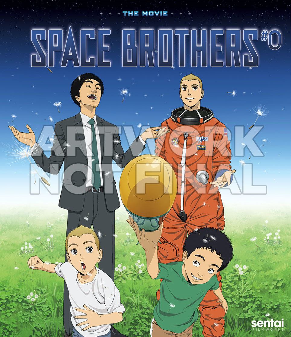 Space Brothers 0 Cover