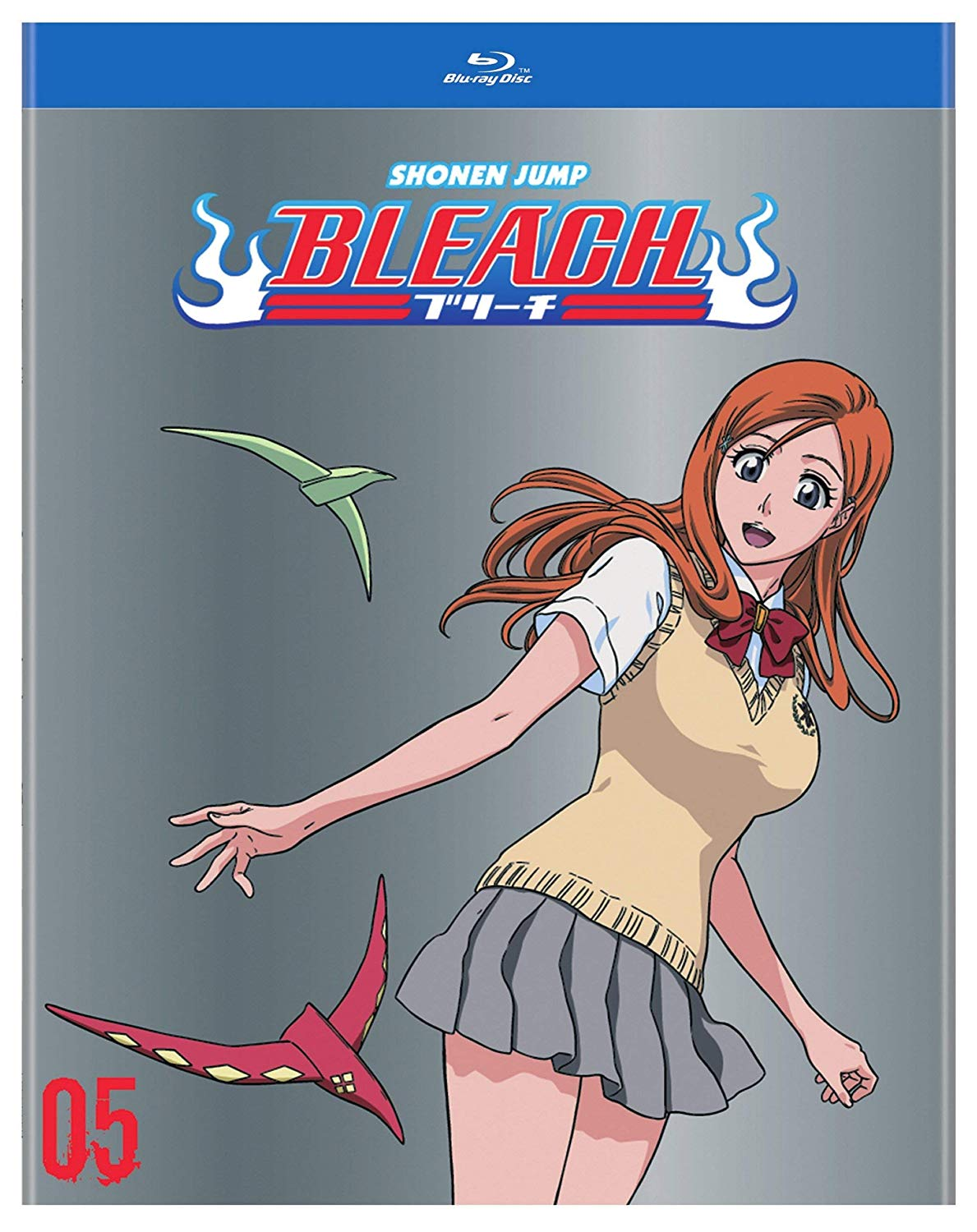 Bleach Blu Ray 5