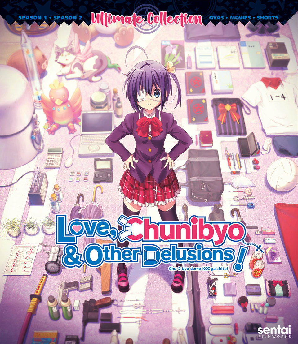 Love, Chunibyo & Other Delusions Ultimate Collection