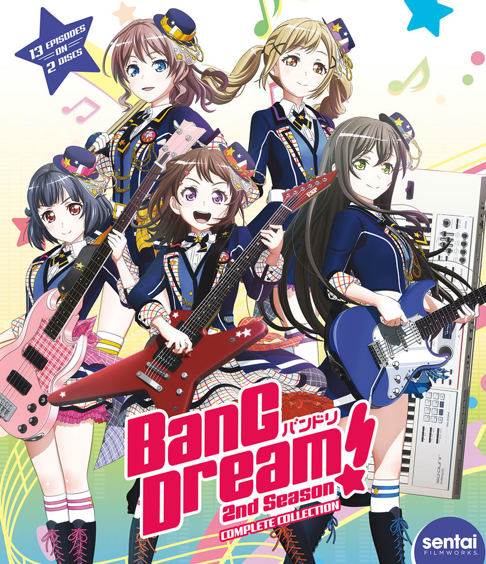 Bang Dream Season 2