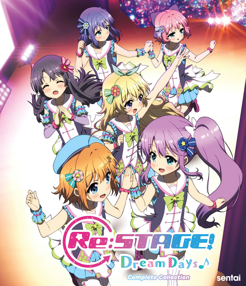 ReStage Dream Days Cover