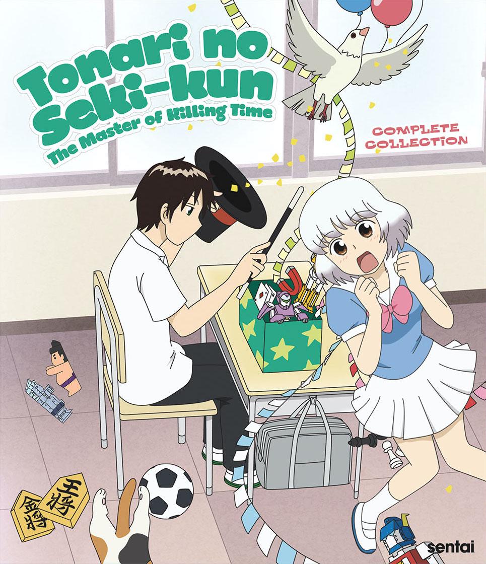 Tonari no Seki-Kun Cover