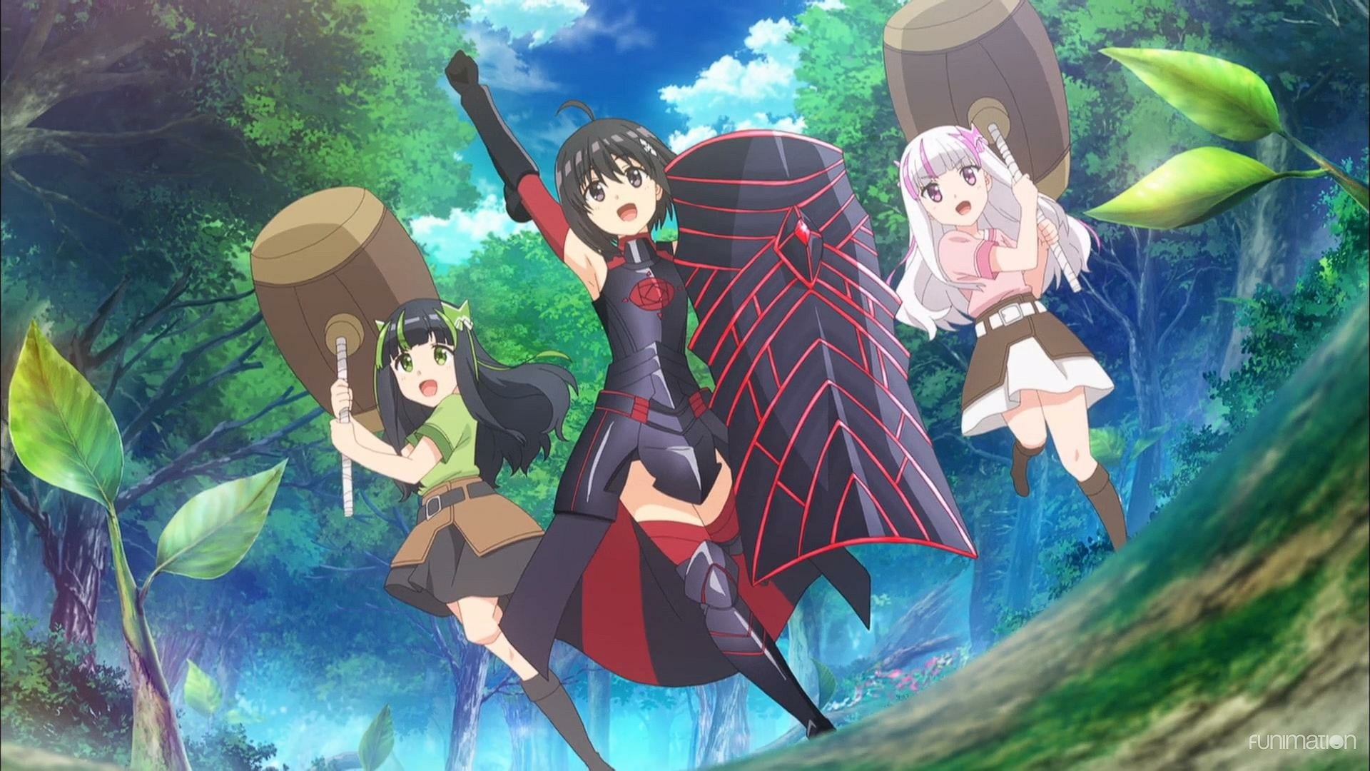 BOFURI Anime