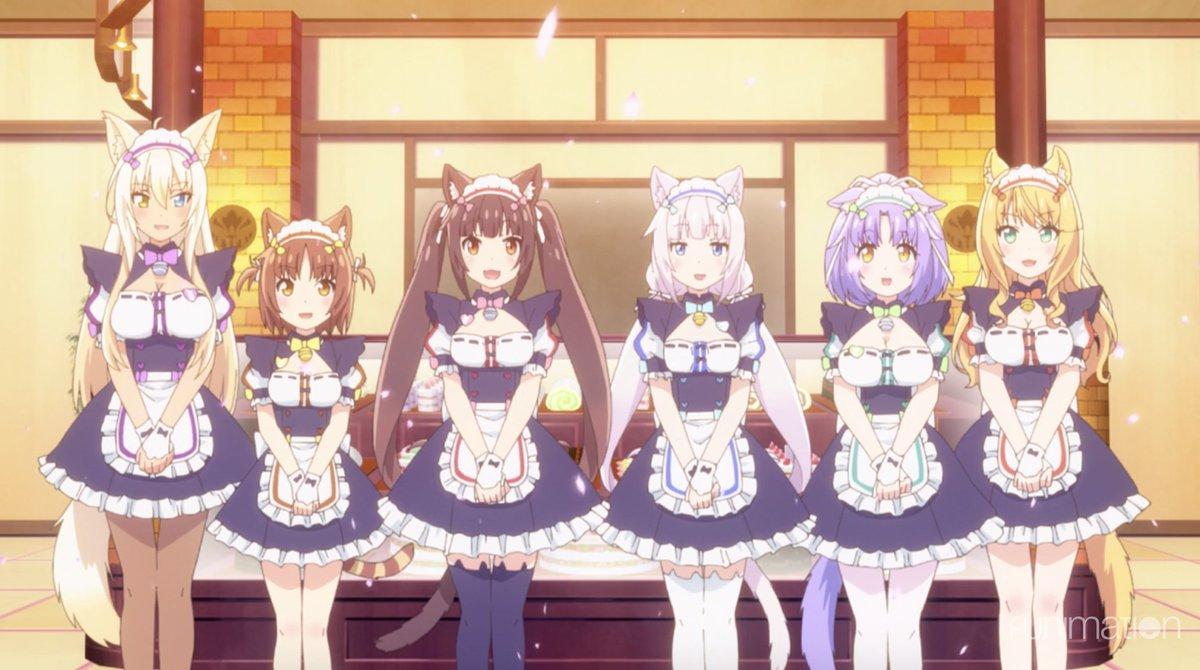 Nekopara Anime 2