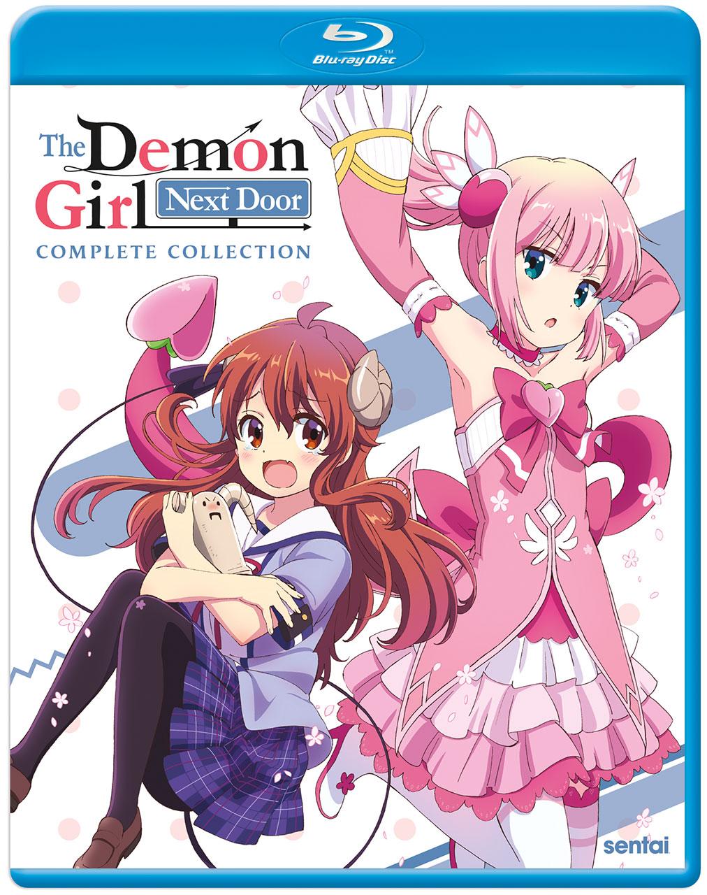 Demon Girl Next Door
