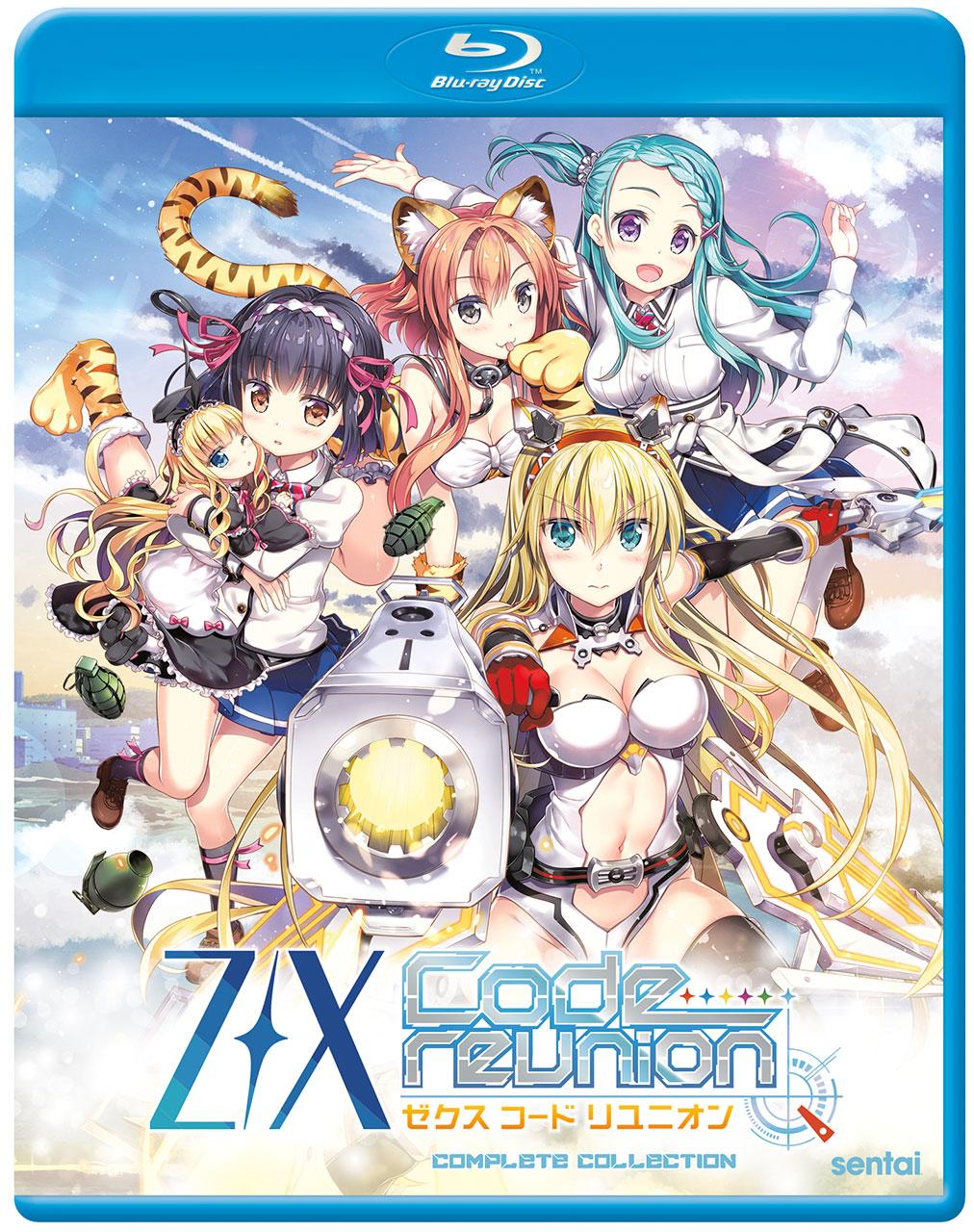 ZX Code Reunion