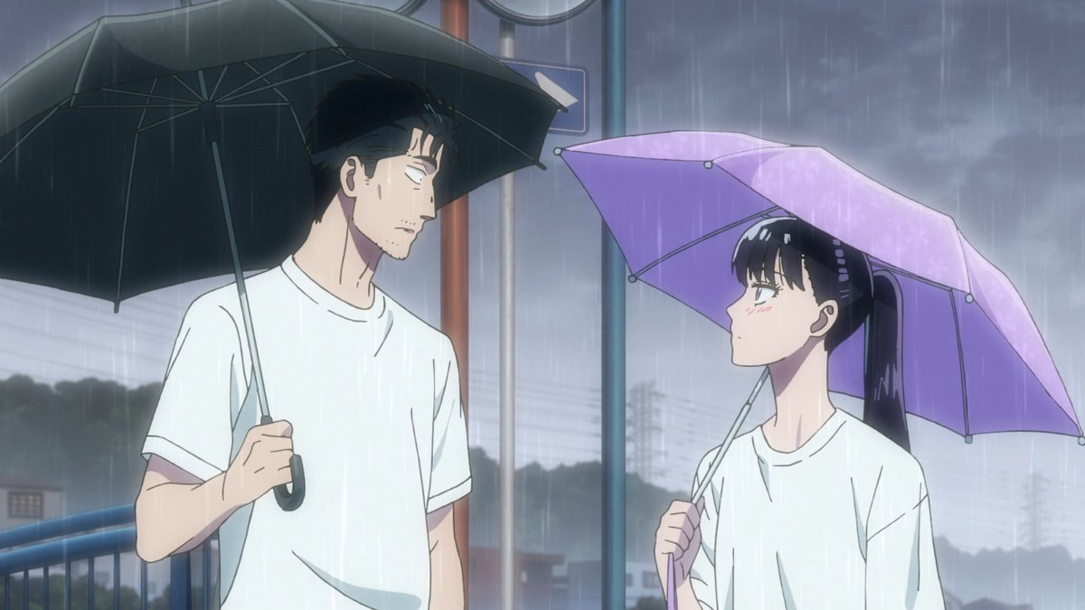 After The Rain Anime 4