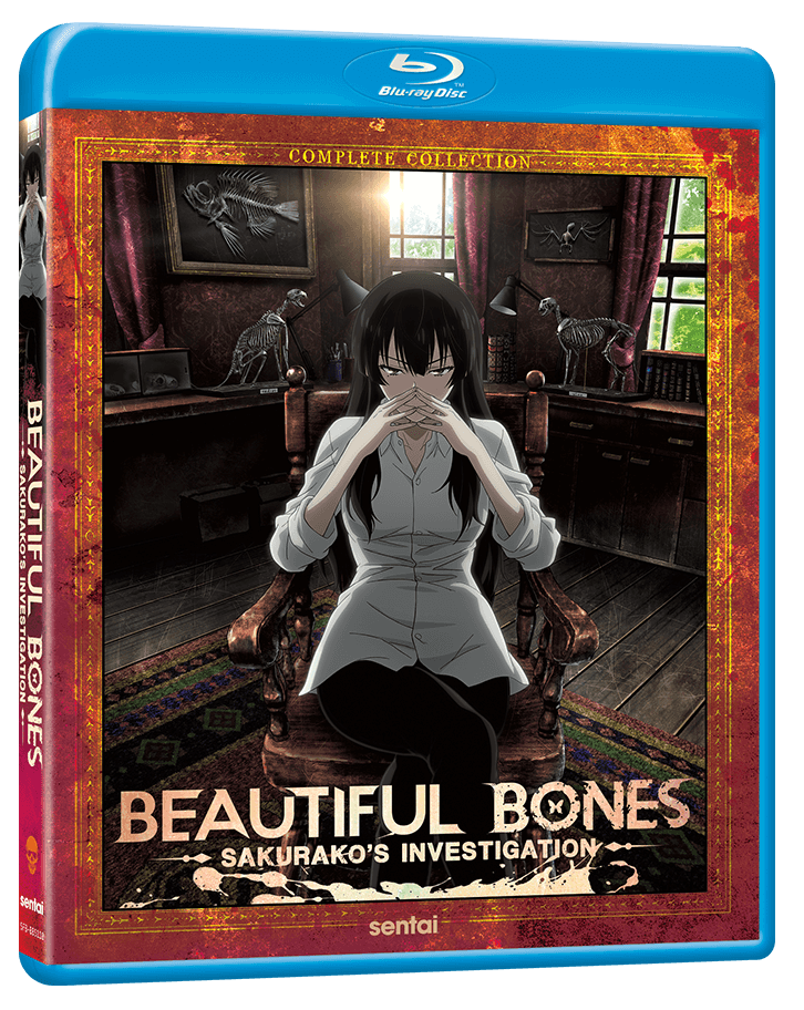 Beautiul Bones Cover