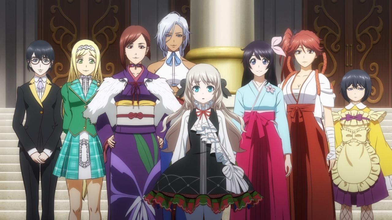 Sakura Wars 2020 Anime