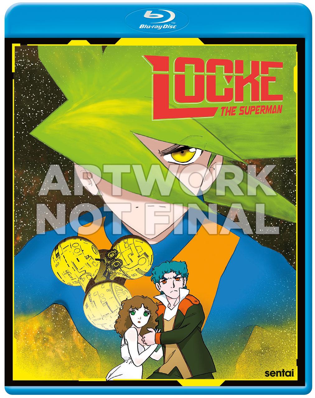 Locke the Superman Cover