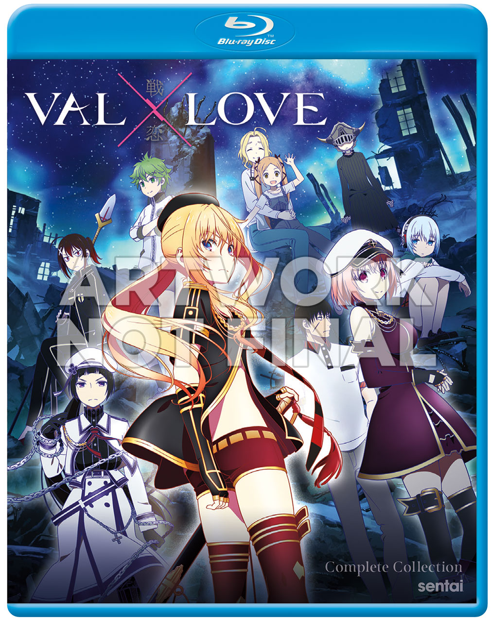 Val X Love Cover