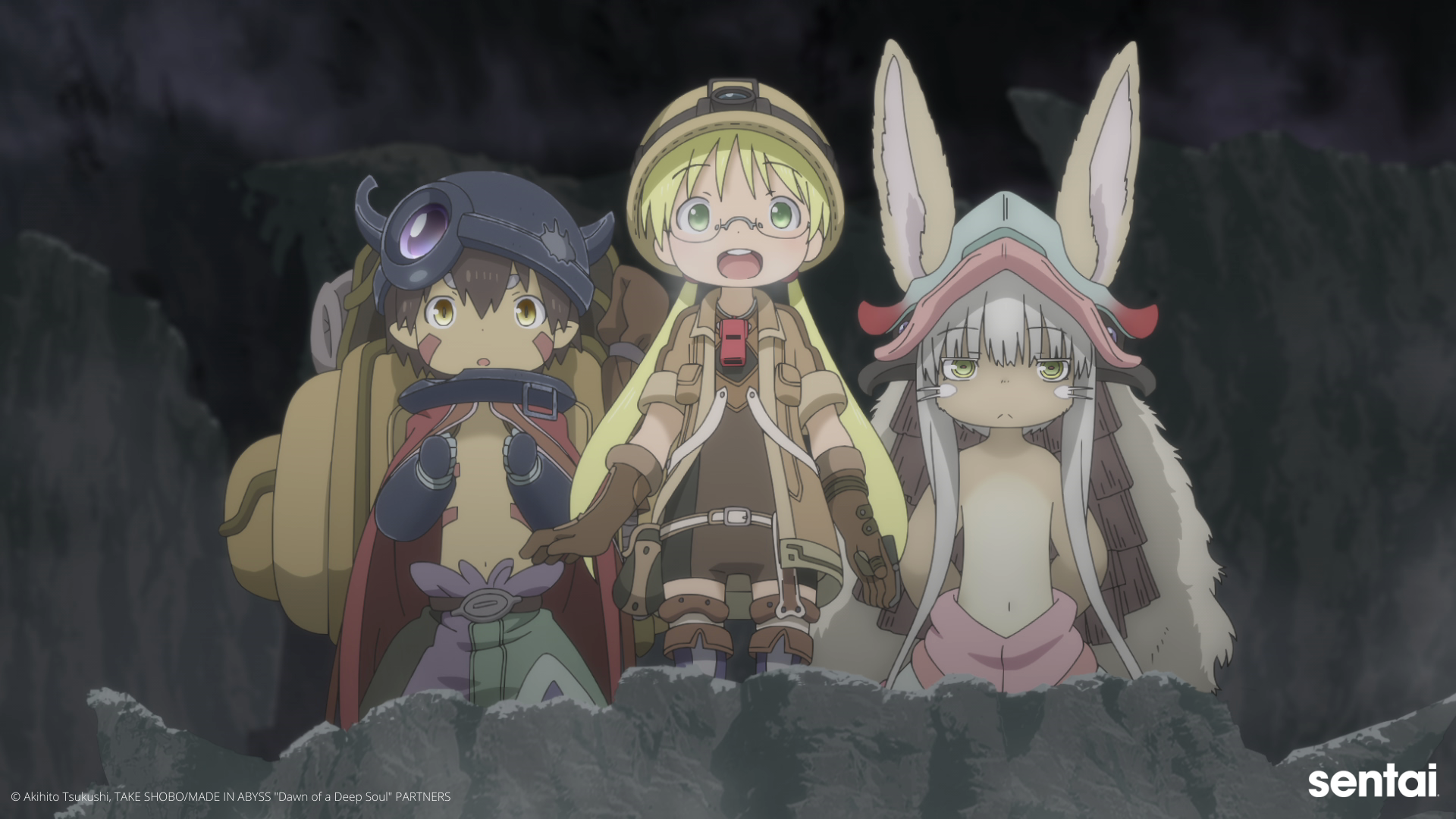 © Akihito Tsukushi, TAKE SHOBO_MADE IN ABYSS _Dawn of a Deep Soul_ PARTNERS-6