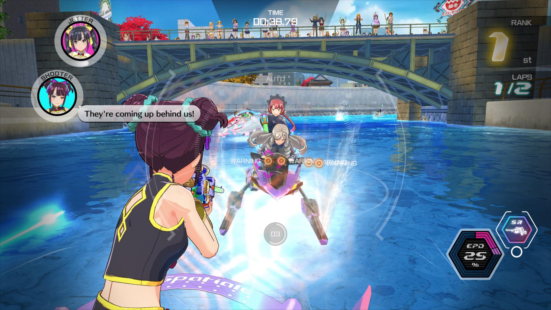 Kandagawa Jet Girls 2