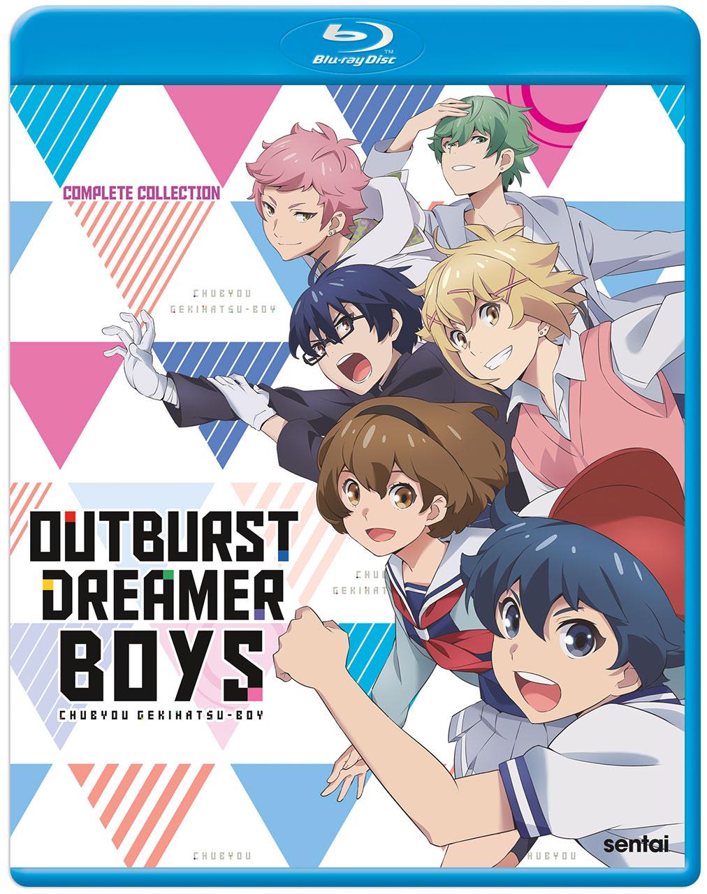 Outburst Dreamer Boys