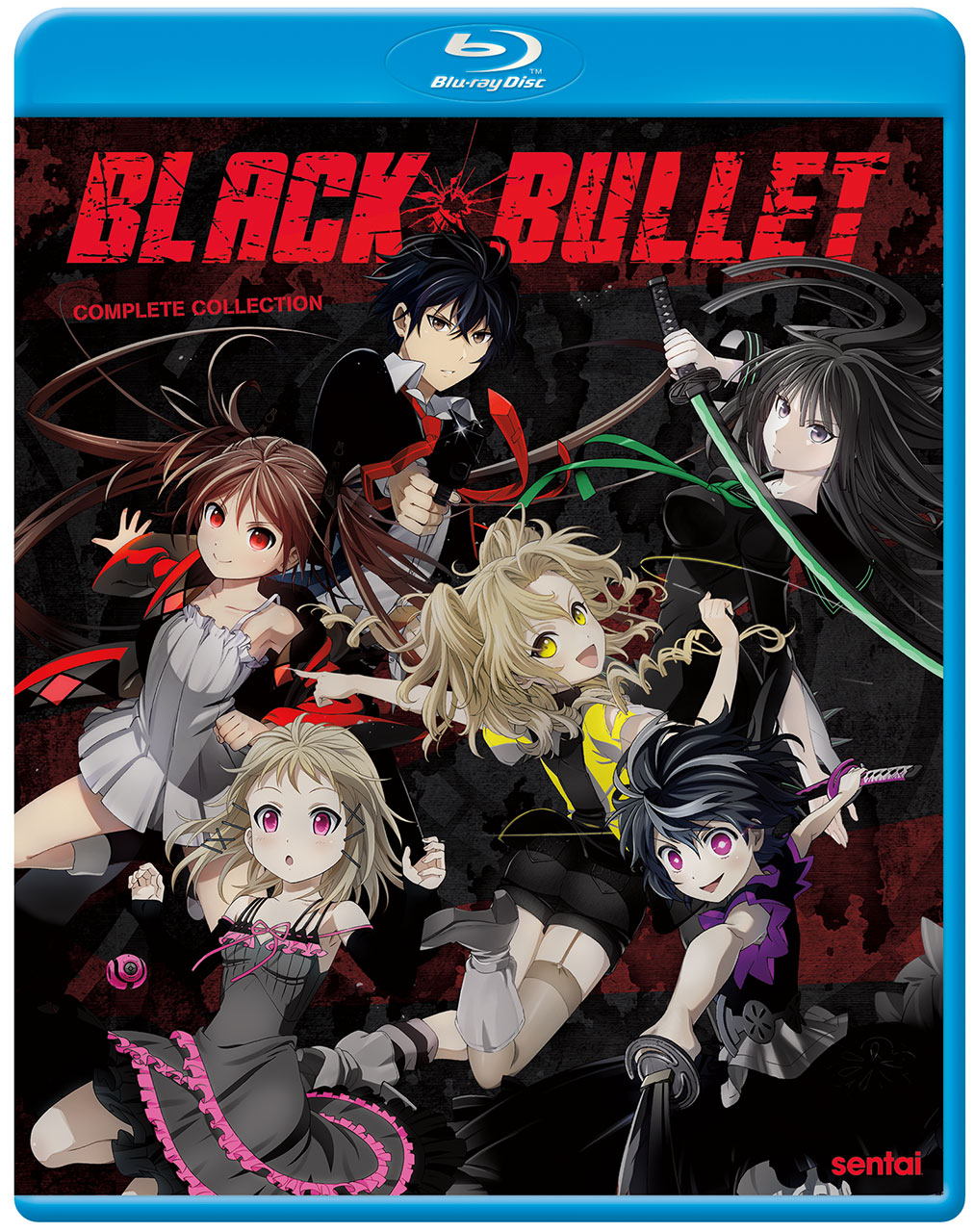 Black Bullet 2021