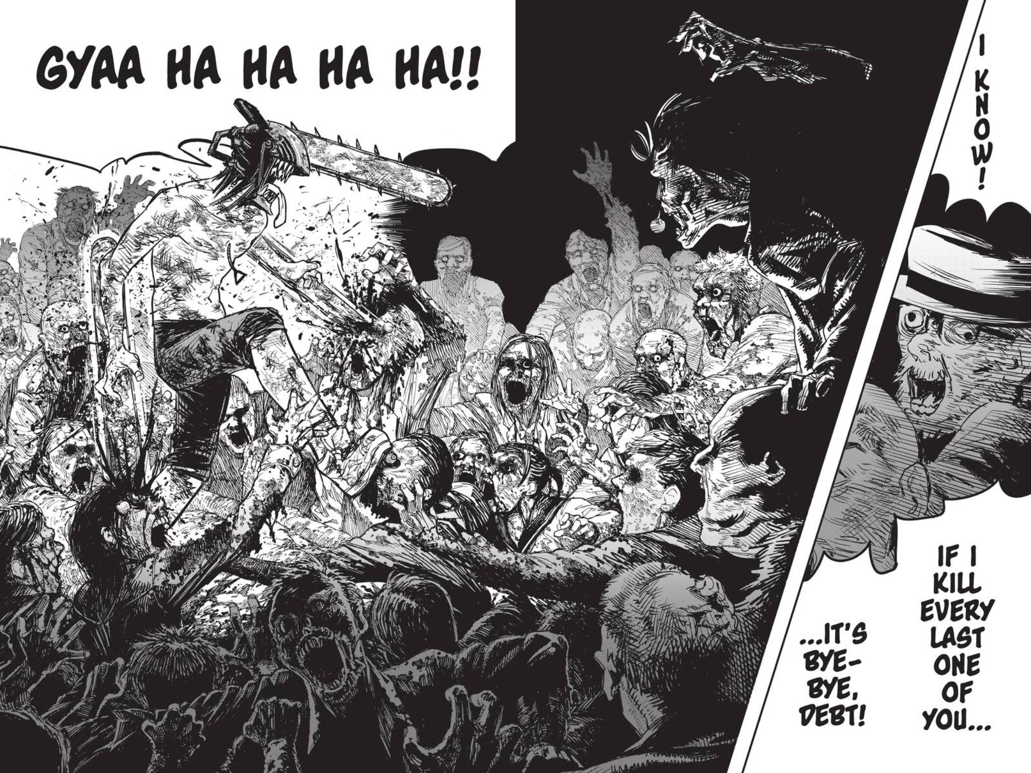 Chainsaw Man 1-2