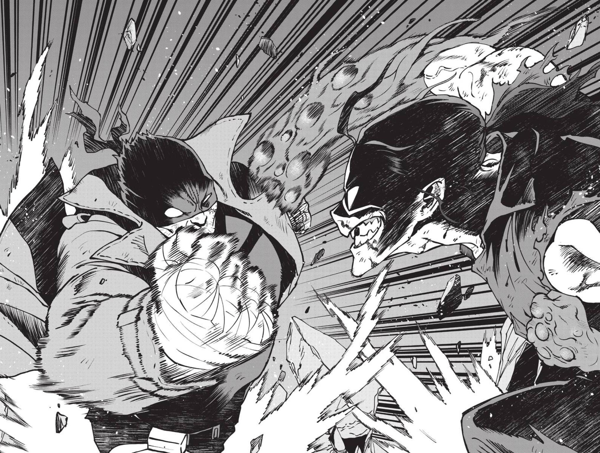 My Hero Academia Vigilantes 8-1