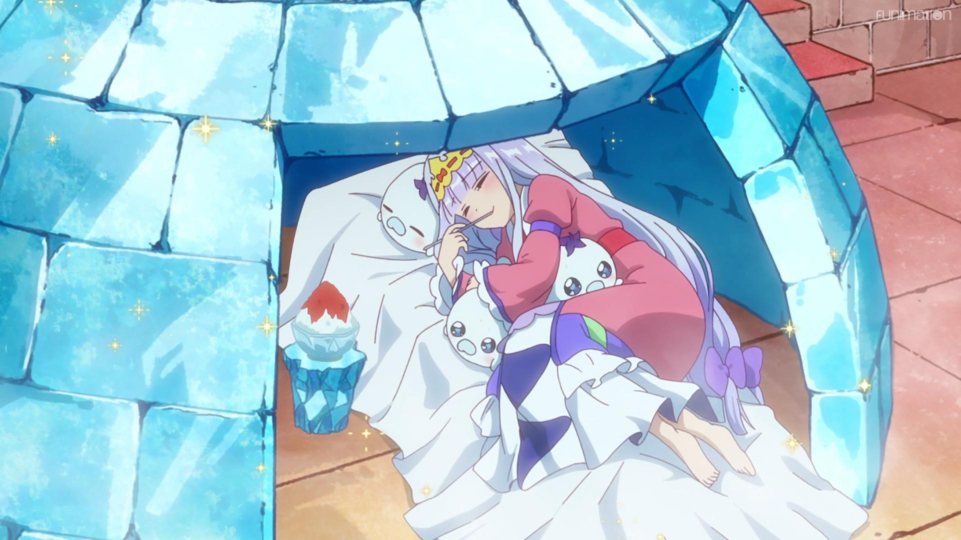 Sleepy Princess in the Demon Castle 4