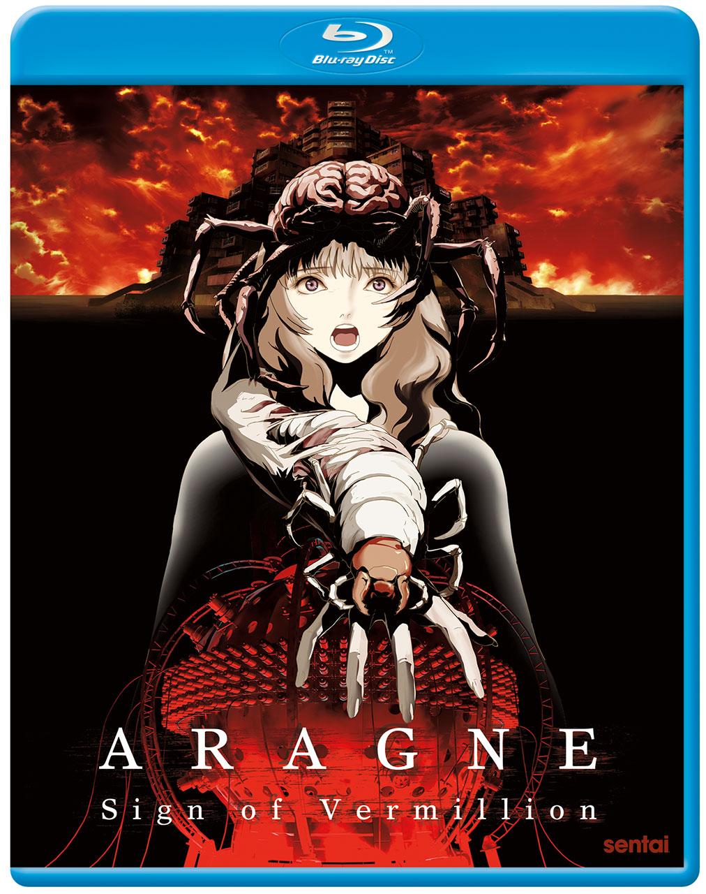Aragne Cover