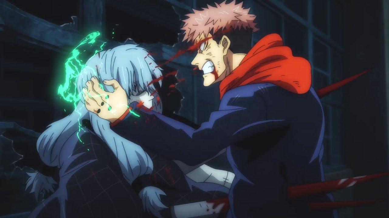 Jujutsu Kaisen Anime 4