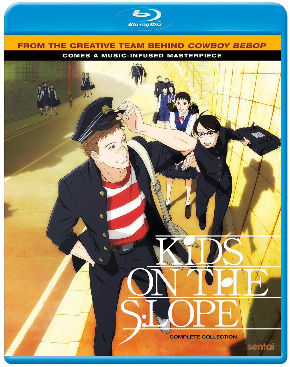 Kids on the Slope Cover