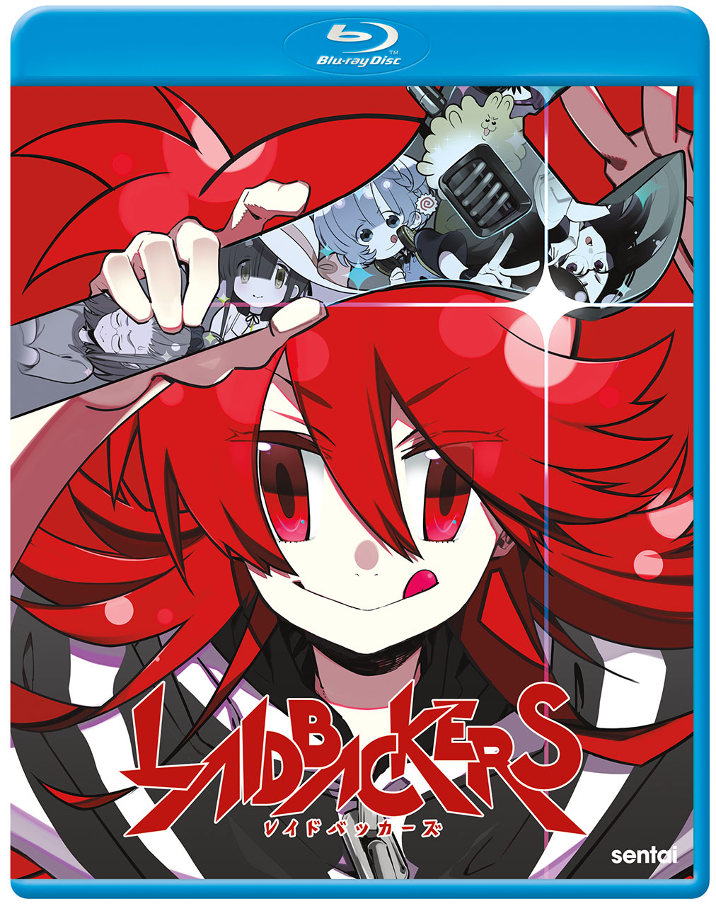 Laidbackers Cover
