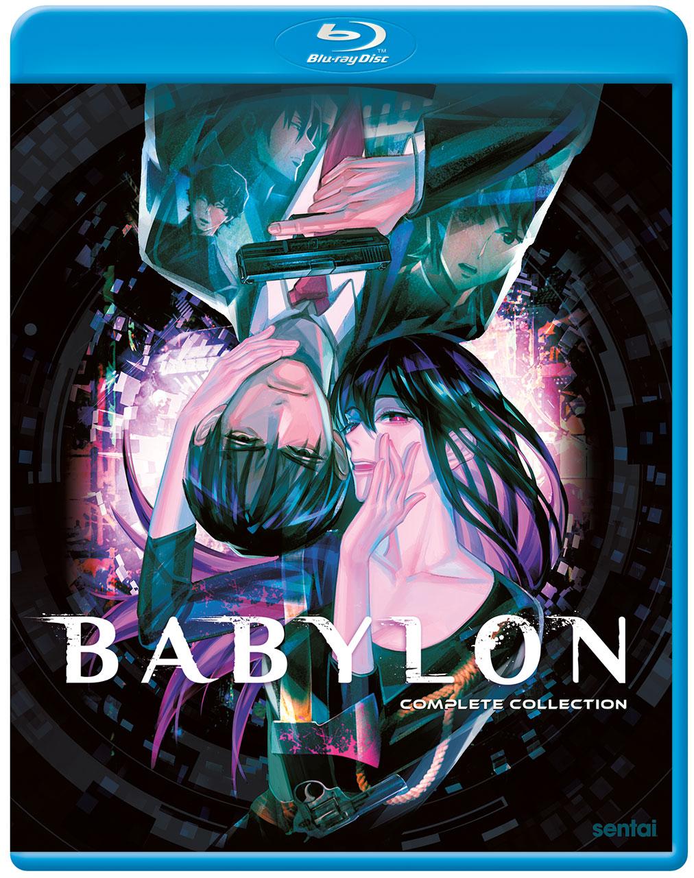Babylon Blu-Ray Cover