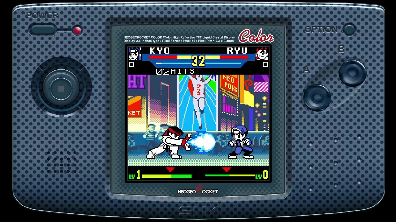 SNK Vs. Capcom 1