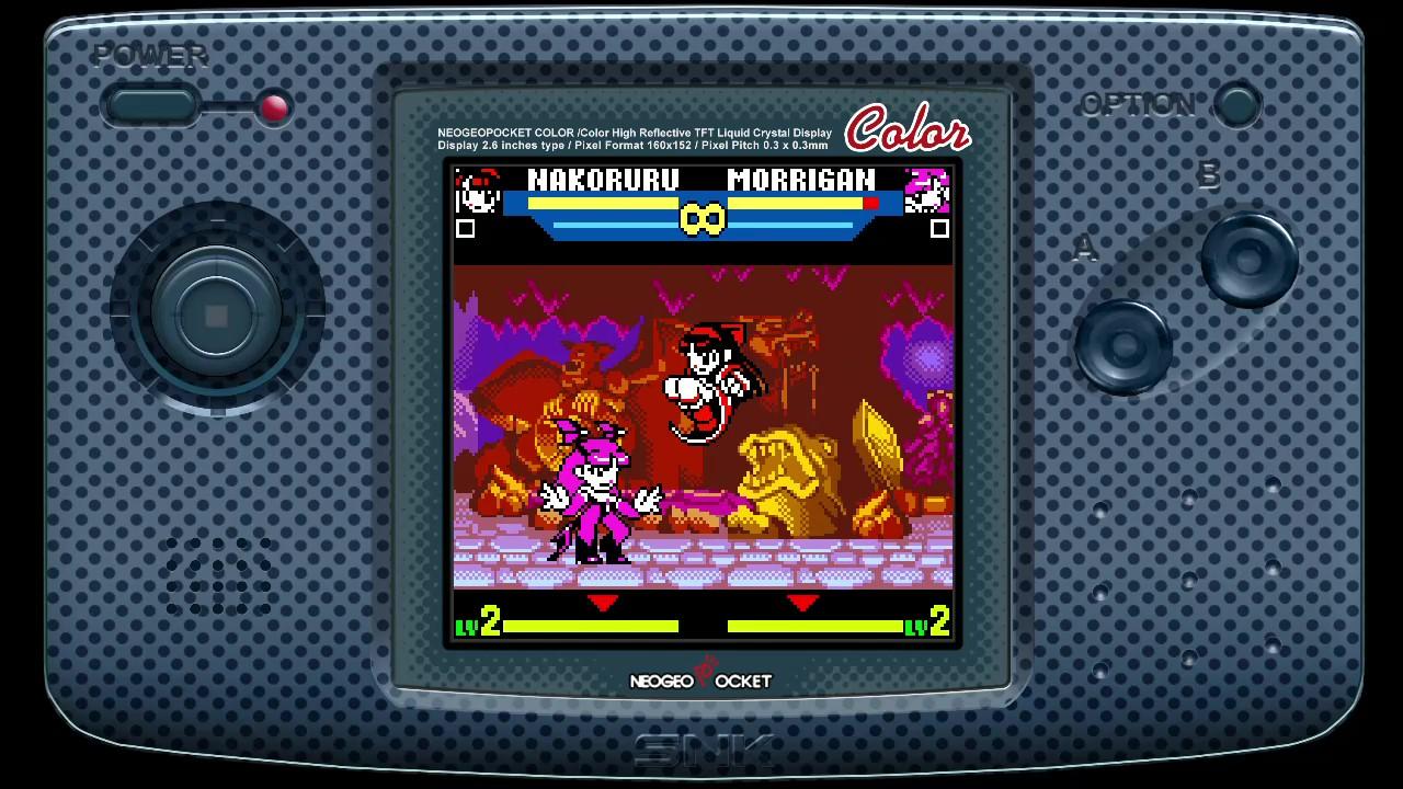 SNK Vs. Capcom 2